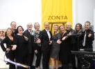 Zonta Club spendet zugunsten Krebs-Sporttherapie für Frauen