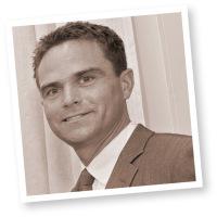 Alexander Eck, Vorstandsvorsitzender der Förderstiftung des UKSH