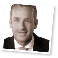 Pit Horst, Geschäftsführer der Förderstiftung des UKSH