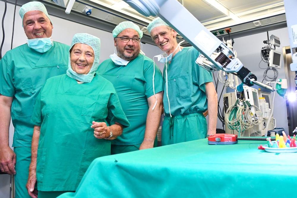 Kersig Kiel familie kersig spendet 20 000 zugunsten der klinik für urologie