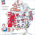 Lageplan medizinische Einrichtungen - Campus Lübeck [pdf]